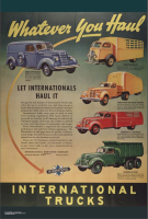 "Image of Vintage Whatever You Haul Poster 24"" x 36"""