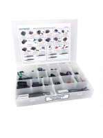 Image of Medium Duty Engine Harness Repair Kit: Drawer J