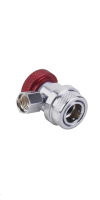 COUPLING FSC HIGH RED M14-1.5