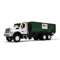 Plastic International WorkStar with Roll-Off Container Including Lights & Sounds 1:24 Scale