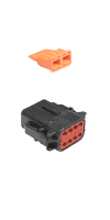 Connector, 8-Pin Replacement (2 PK)