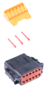 Connector, 12-Pin Replacement (2 PK)