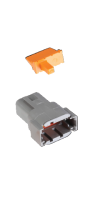 Connector, 8-Pin Replacement (2PK)