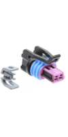 Connector, Replacement (2Connectors, 2 Locks) (2PK)