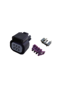 Connector, 6-Pin Replacement (2PK)