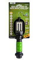 WL400RS Rechargeable LED Work Light + Charger